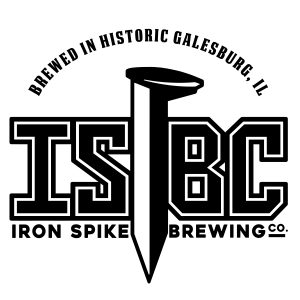 Iron Spike Brewing Co. Logo