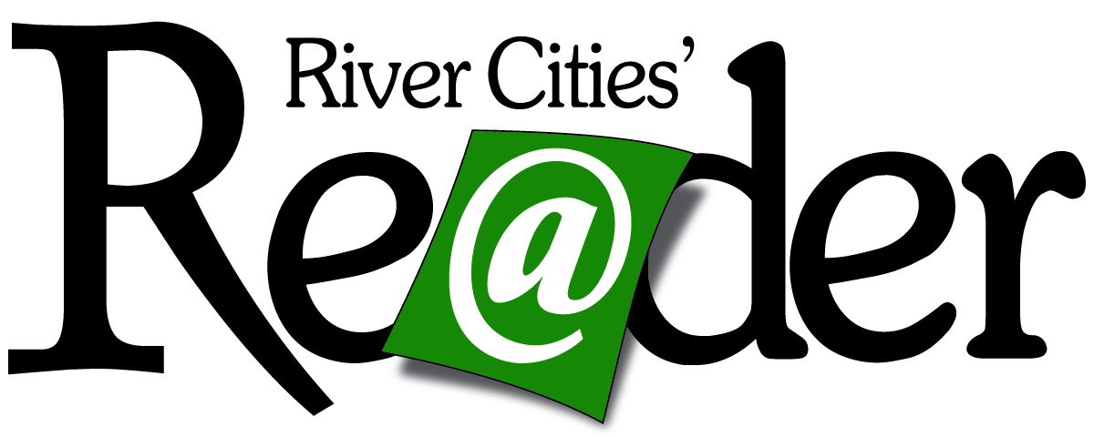 River Cities' Reader logo